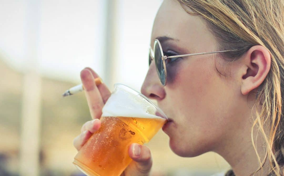 Seven Signs of an Alcohol Addiction at 19